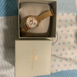 Olivia Burton Limited Edition Watch